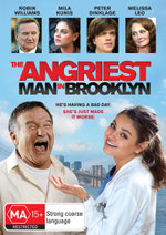 The Angriest Man in Brooklyn - Robin Williams