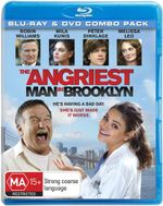 The Angriest Man in Brooklyn (Blu-ray/DVD) - Mila Kunis