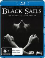 Black Sails : Season 1 - Toby Stephens