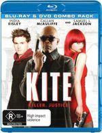 Kite (Blu-ray/DVD) - India Eisley