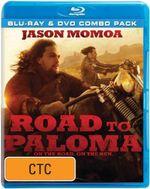 Road to Paloma (Blu-ray/DVD) - Jason Momoa