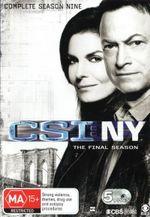CSI : NY - Season 9 (The Final Season) - Gary Sinise