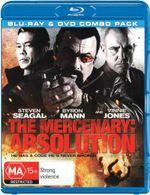 The Mercenary : Absolution (Blu-ray/DVD) - Steven Segal