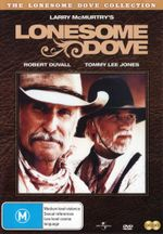 Lonesome Dove (The Lonesome Dove Collection) : Volume 1 - The Mini Series - Danny Glover