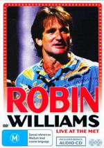 Robin Williams : Live at the Met - Robin Williams