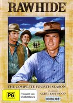 Rawhide : Season 4 - Eric Fleming