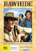 Rawhide : Season 5 - Eric Fleming