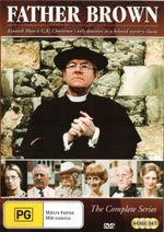 Father Brown : The Complete Series - Dennis Burgess