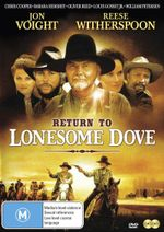Return to Lonesome Dove - Rich Schroder
