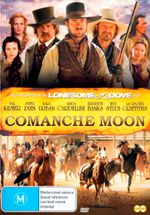 Comanche Moon (the Lonesome Dove Prequel) - Elizabeth Banks