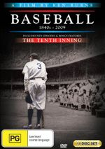 Ken Burns Baseball Inc Tenth Inning - Sandy Koufax