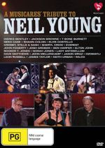 A Musicares Tribute To Neil Young - Ben Harper