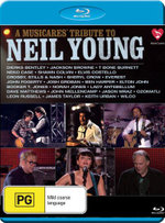 A Musicares Tribute To Neil Young - Ben Johnson