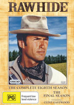 Rawhide : Season 8 (The Final Season) - Steve Raines