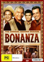Bonanza : Season 2 - Dan Blocker