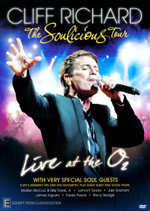 Cliff Richard : The Soulicious Tour - Live at the O2 - Cliff Richard
