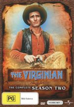 The Virginian : Season 2 - Roberta Shore