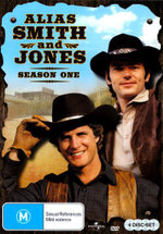 Alias Smith and Jones : Season 1 - Ralph Story
