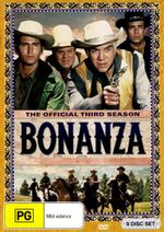 Bonanza : Season 3 - Dan Blocker