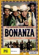 Bonanza : Season 3 - Dan Blocker