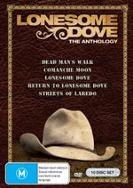 Lonesome Dove Anthology - Keith Carradine
