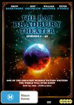 The Ray Bradbury Theatre : Episodes 1 - 42 - Ray Bradbury