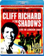 Cliff Richard and the Shadows : Live in London 2009 - Mark Griffiths