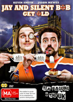 Jay and Silent Bob Get Old - Jay Mewes