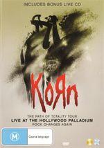Korn : Live at the Hollywood Paladium (+ Bonus Live CD) - Ray Luzier