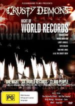 Crusty Demons : Night of World Records - Derek Guetter