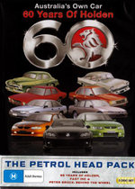 The Petrol Head Pack (Australias Own Car - 60 Years of Holden/Fast Inc : Seaseon 1/Peter Brock: Behind the Wheel) (5 Discs) - Todd Ashley