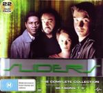 Sliders : The Complete Collection (Seasons 1 - 5) - Jerry OConnell