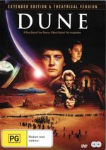 Dune : Extended Edition + Theatrical Version - David Lynch
