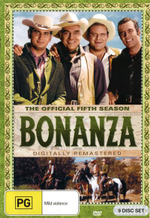 Bonanza : Season 5 - Lorne Greene