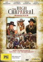 The High Chaparral : Season 4 - Leif Erickson