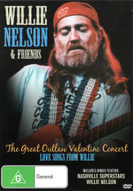Willie Nelsonand Friends : The Great Outlaw Valentine Concert