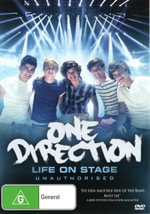 One Direction Life On Stage (Unauth Bio) - One Direction