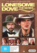 Lonesome Dove : Season 1 - Diahann Carroll