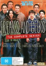 Freaks and Geeks : The Complete Series - James Franco