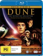 David Lynch's Dune The Mini Series The Definitive Collection - David Lynch