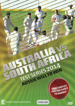 Australia Vs South Africa 2014 Highlights Victory Pack : Test Series 2014 - Aussie Will to Win - Not Specified