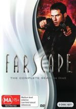 Farscape : Season 1 - Anthony Simcoe