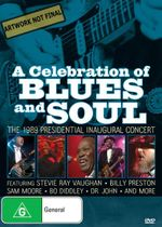 A Celebration Of Blues And Soul - Presidential Inaugural Concert - David Siegel