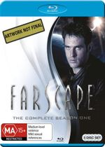 Farscape : Season 1 - Ben Browder