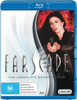 Farscape : Season 4 (Final Season) - Anthony Simcoe