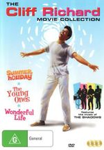 Cliff Richard Movie Collection (Summer Holiday / The Young Ones / Wonderful Life) - Walter Slezak