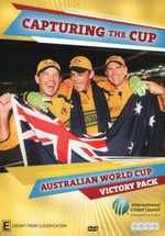 Capturing the Cup : Australian World Cup Victory Pack - Ricky Ponting