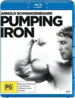 Pumping Iron - Victoria Ferrigno