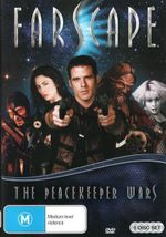 Farscape Peacekeeper Wars : The Peacekeeper Wars - Anthony Simcoe