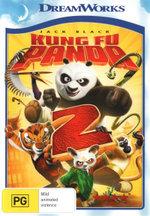 Kung Fu Panda 2 - Jack Black